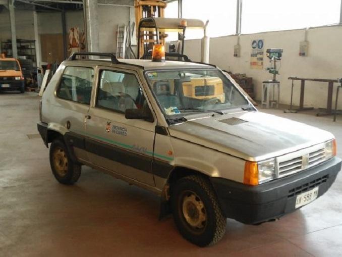 La Provincia mette in vendita 20 autoveicoli usati da 300 a 2.000 euro