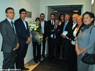 Alba: l'Aca ha commemorato il presidente Giancarlo Drocco