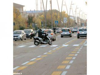 Forza Italia: «Corso Europa deve tornare a quattro corsie»