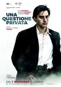 Una questione privata, il film dei fratelli Taviani tratto da Fenoglio in sala alla Moretta fino al 7 novembre