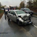 Due feriti gravi in un incidente frontale a Verduno