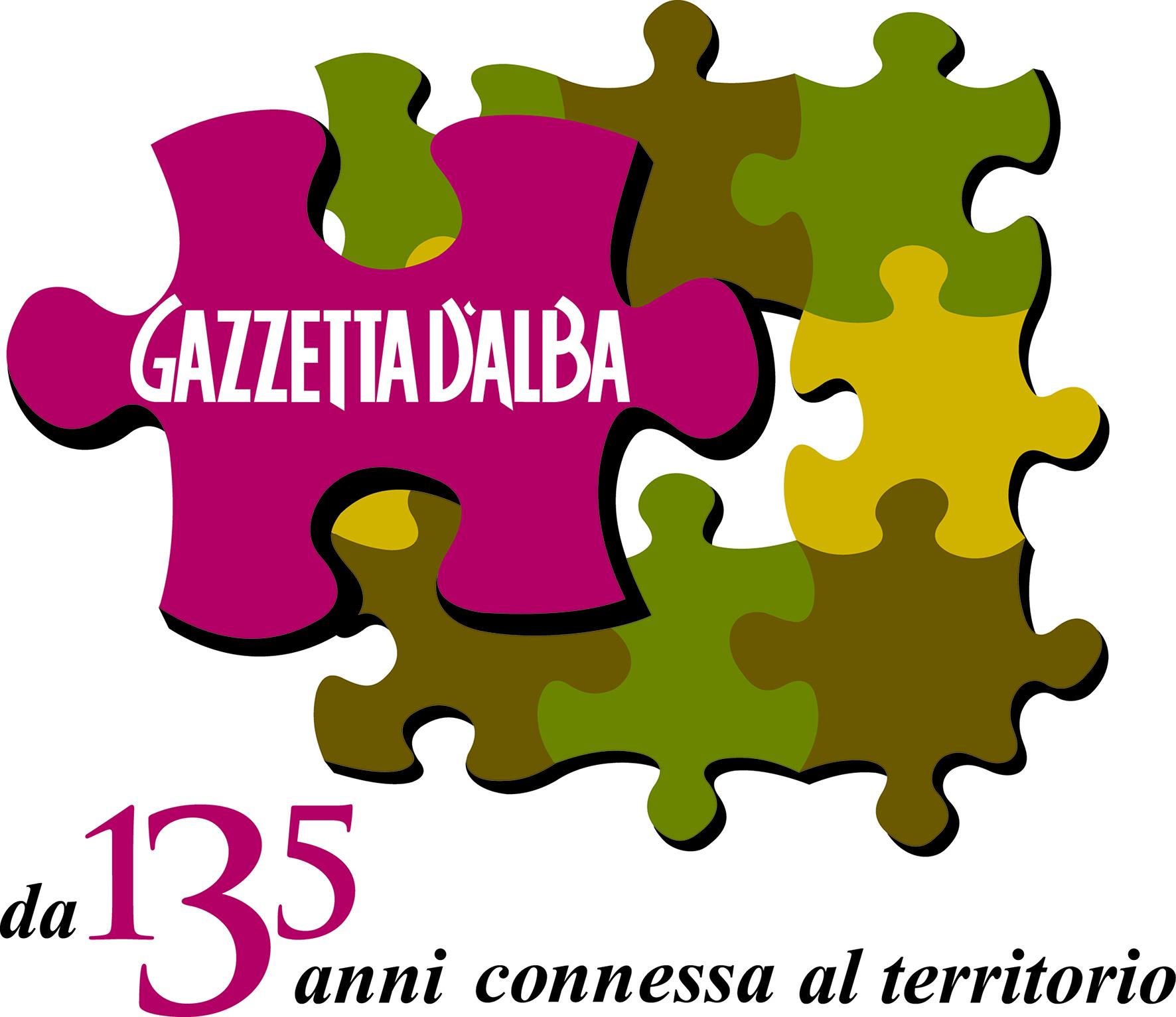 LOGO GAZZETTA D'ALBA 135 B