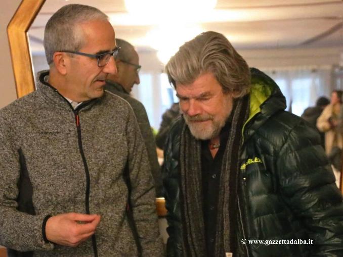 Reinhold Messner: «Bisogna recuperare la cultura della montagna»