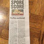 L'Asta del Tartufo protagonista sul New York Post
