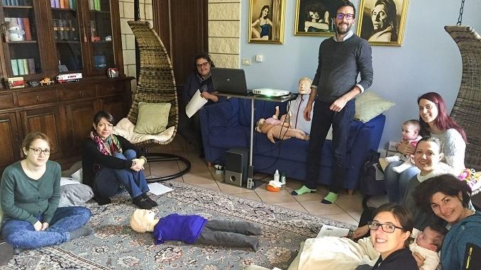 Bra Servizi regala alle mamme in azienda tre incontri con un pediatra