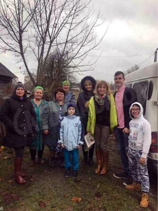 Come aiutare un bambino bielorusso a sorridere dopo Chernobyl 1