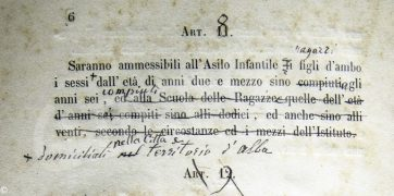Scuola materna Città di Alba, una storia lunga 170 anni 14