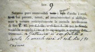 Scuola materna Città di Alba, una storia lunga 170 anni 15