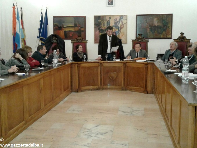 1 Consiglio comunale a Canale
