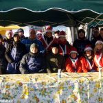 I Babbi Natale di Montà a Torino per l'ospedale pediatrico