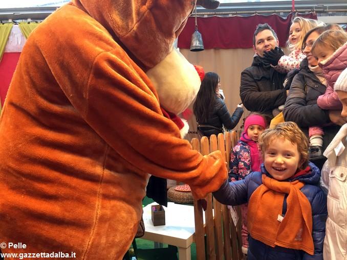Babbo Natale ed elfi Alba foto Pelle (10)