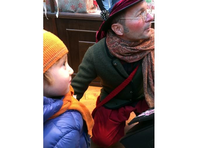 Babbo Natale ed elfi Alba foto Pelle (4)