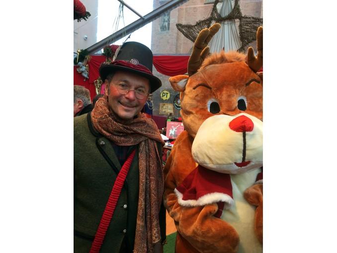 Babbo Natale ed elfi Alba foto Pelle (6)