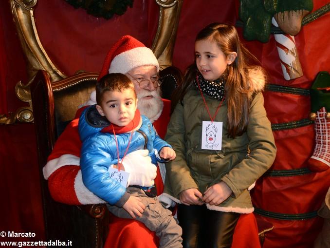 Babbo Natale foto Marcato (1)