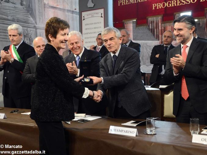 CAMERA DI COMMERCIO PREMIAZIONE Bracco Ornella 2