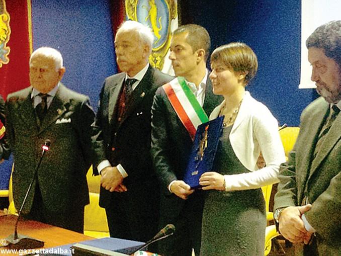 Cecilia Camellini a Canelli