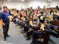 Il Fuorigioco a Berlino di Christian Antonini per i ragazzi della media Pertini 3