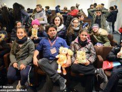 Il Fuorigioco a Berlino di Christian Antonini per i ragazzi della media Pertini 1