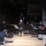 Guido Andruetto e Joan Isaac a Fontanafredda, ecco le foto della serata