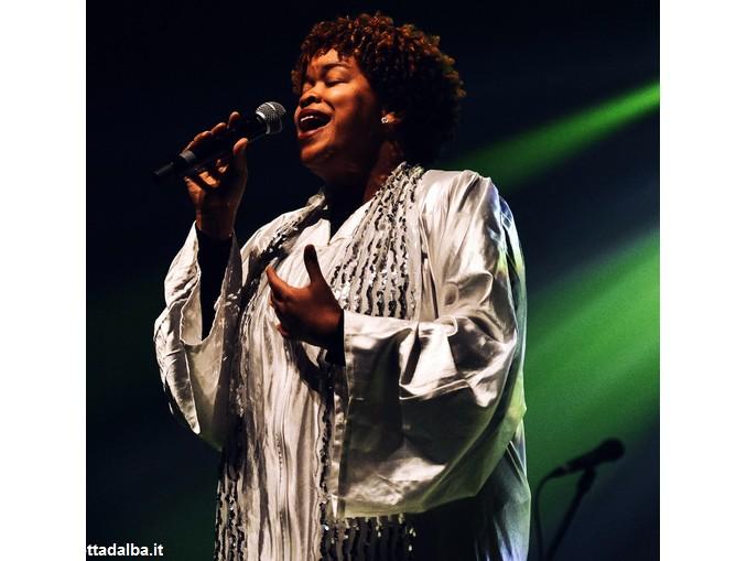 Gospel singer female