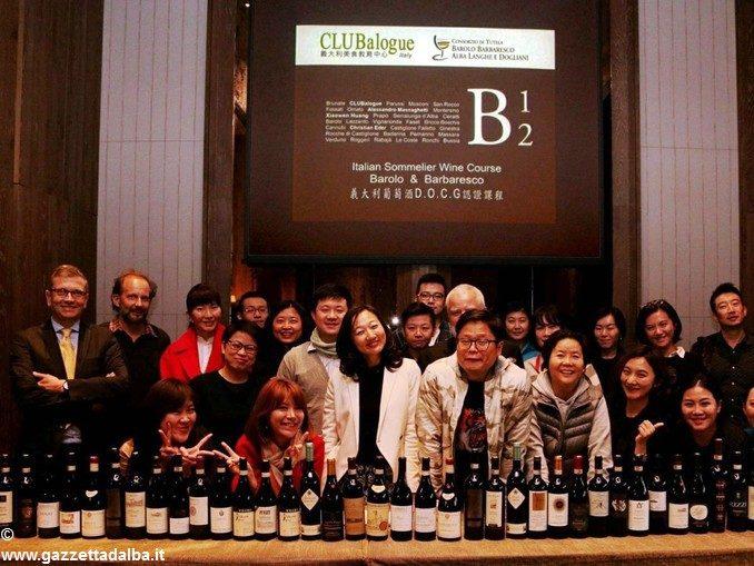 Successo per il seminario sui vini delle Langhe a Taiwan 1