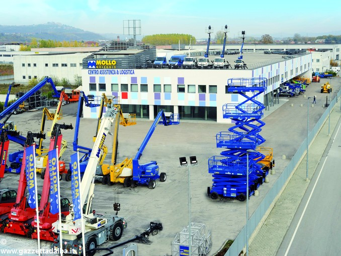 Mollo_centro assistenza e logistica