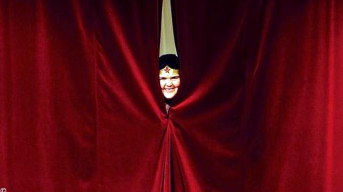 La compagnia teatrale del centro Ferrero piange Monica