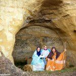 Centinaia di spettatori per il presepe vivente Betlem an rock-a di Montà