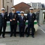 La Polizia municipale montatese è ora a pieno organico