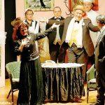 Per l'Autunno teatrale di Sinio due atti unici e il libro di Silvio Marengo