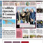 La copertina di Gazzetta in edicola martedì 5 dicembre