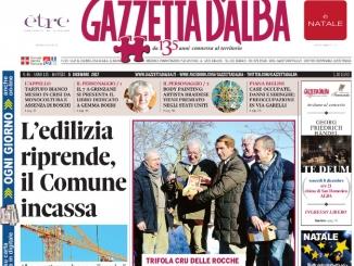 La copertina di Gazzetta in edicola martedì 4 dicembre