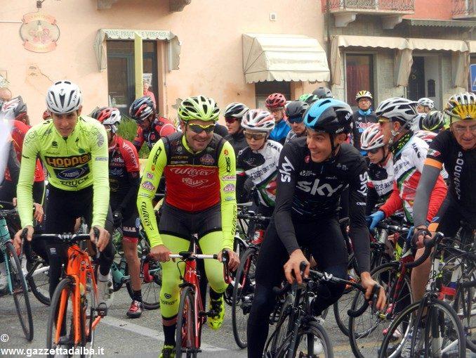 Diego Rosa: mi piace il percorso del Giro d'Italia 2018