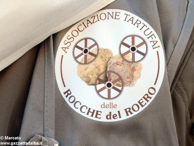 Tartufo rocche del Roero Stemma tartufai Rocche Roero 1