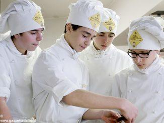 Il gemellaggio delle cucine tra Apro e l'École hôtelière di Cannes
