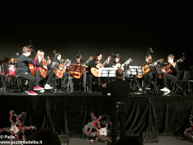 concerto natale media Pertini (16)