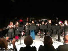 Una festa di note per il concerto di Natale della media Pertini 10