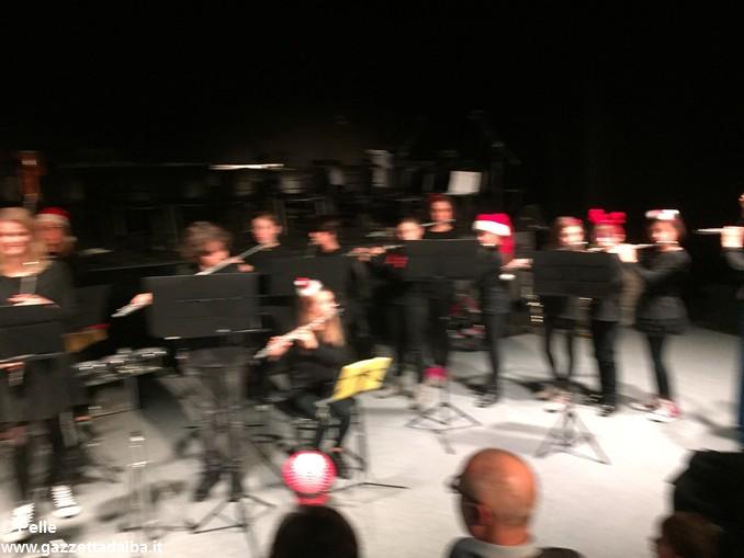 concerto natale media Pertini (21)