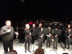 Una festa di note per il concerto di Natale della media Pertini 13