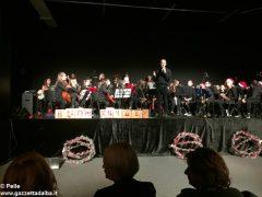 Una festa di note per il concerto di Natale della media Pertini 15