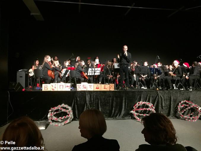 concerto natale media Pertini (27)