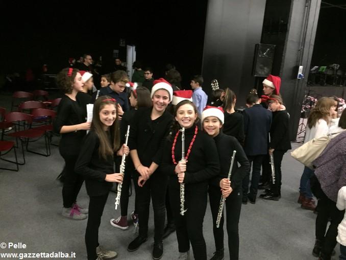 concerto natale media Pertini (3)