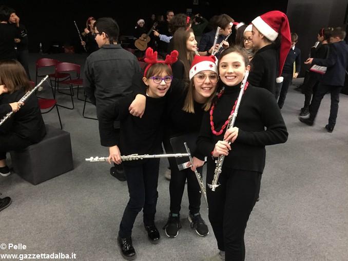 concerto natale media Pertini (5)