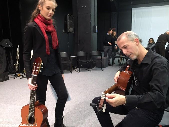 concerto natale media Pertini (8)