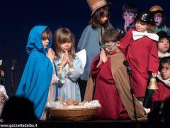 Per Natale l'asilo Miroglio ha messo in scena Pinocchio. Ecco le foto 2