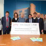 Galup: donati oltre 17 mila euro alla Fondazione piemontese per la ricerca sul cancro