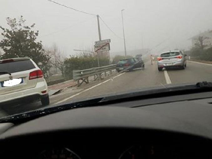 Magliano Alfieri: grave incidente sulla statale 231