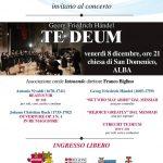 Händel, Vivaldi, Bach l'8 grande concerto in San Domenico