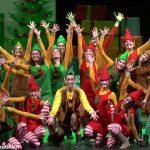 Fantateatro porta in scena, ad Alba, La casa di Babbo Natale