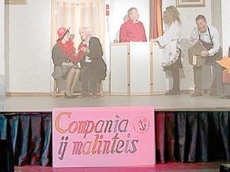 Ij malintèis per l'autunno teatrale di Sinio, venerdì 8 dicembre